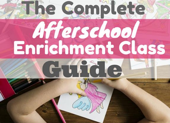Afterschool Enrichment Tutorial
