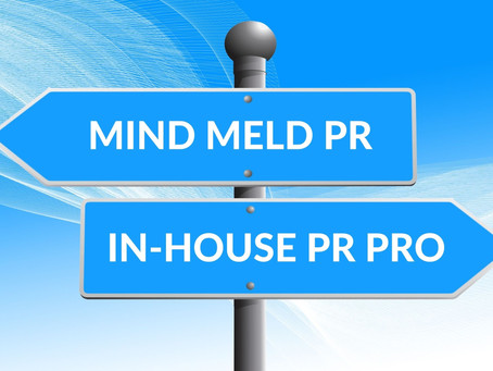 Why hire the Mind Meld PR agency vs. hiring a PR pro in-house?
