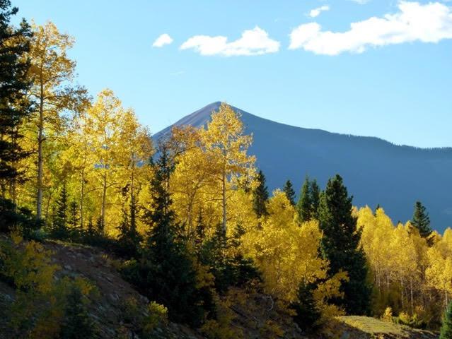 Area nearby the lodging in Silverton, Colorado
