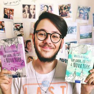 Augusto Alvarenga, e seus Livros!