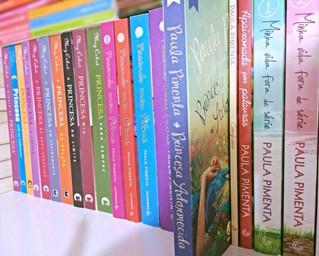 Resenha: Livros da Paula Pimenta