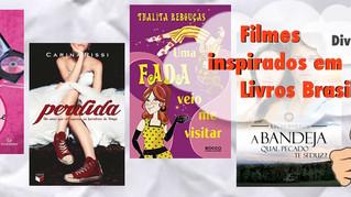 Filmes inspirados em Livros Brasileiros!