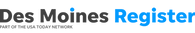 Rasa Nutrition, Des Moines Register logo