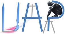 Logo UAP Union des Arts Plastiques