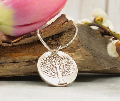 Tree of Life Pendant (small)