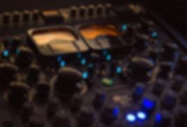 Maselec MTC-1x, mastering console.
