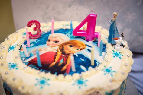 Ola & Gabriella's Birthday