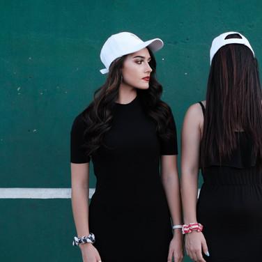 Jesica & Jenine Tennis Court