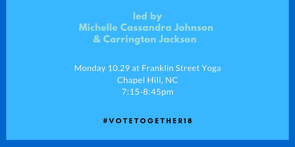 Vote Together: Ballot Circle