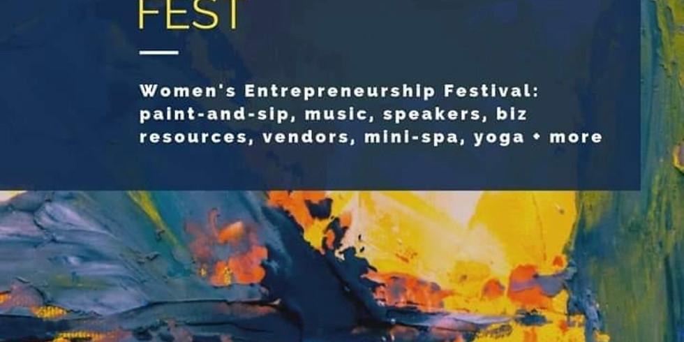 Kaleidoscope Fest: Women's Entrepreneurship Festival