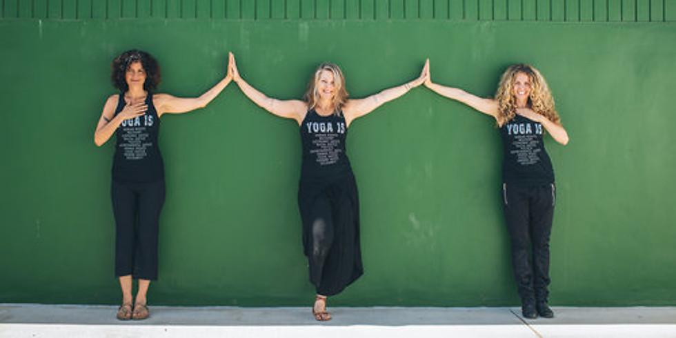 OTM Yoga Purpose & Action 5-Day Intensive