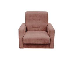77-0110-2 Кресло Лондон-2 рогожка  коричневая
