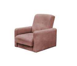 77-0110-2 Кресло Лондон-2 рогожка  коричневая 1