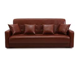 77-0102 Диван Аккорд коричневый 1