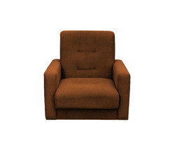77-0022ка Комплект Астра коричневая (диван+2 кресла)4