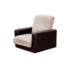77-01090-2 Кресло Лондон рогожка  бежевая