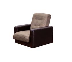 77-0113-2 Кресло Лондон рогожка микс коричневая