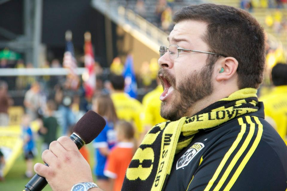 US-Nationalhymne an MAPFRE Stadium