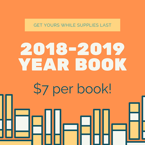 Yearbook FLASH SALE