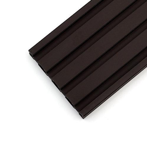 Black Matte Finish Aluminum T-Slot Board