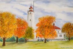 Sandy-Hook Lighthouse