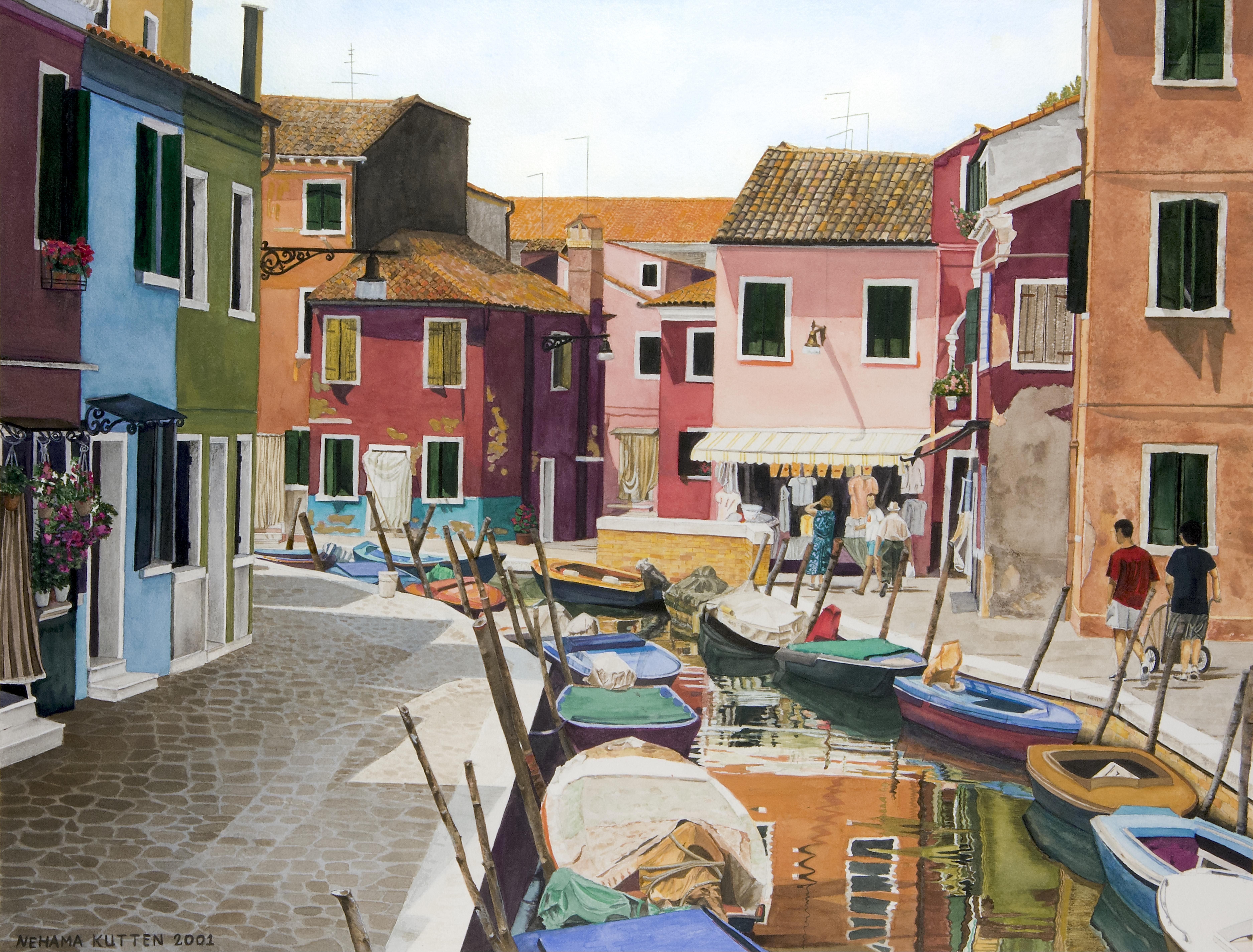 Boreno Canal