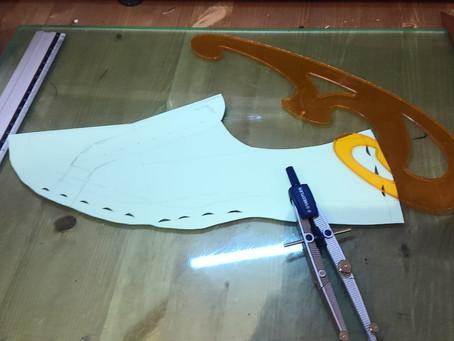 靴教室~型紙づくりに挑戦!Part2~