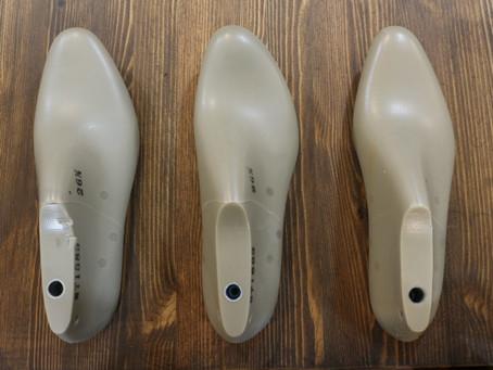 靴教室で使っている木型について~男性向け木型~
