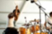 Julian Addison Drummer New Orleans Jazz Fest 2011