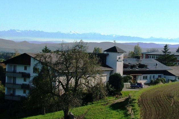 Panoramahotel-Alde-Hotz Görwihl