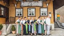 Gasthaus Hirschen Todtnau Präg
