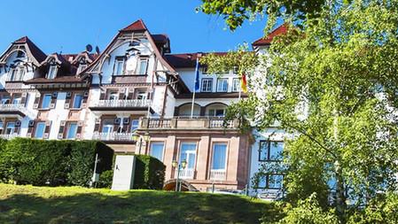 Palmenwald Hotel Schwarzwaldhof Freudenstadt