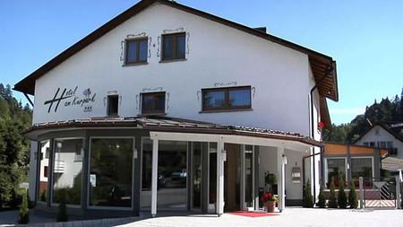 Hotel am Kurpark Todtmoos Schwarzwald