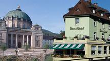 Dom Hotel St. Blasien Schwarzwald