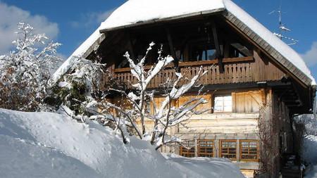 Ferienhaus Baschihof Feldberg Altglashütten