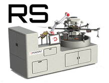 D-LOG One RS (Refill System) - Treatment liquids & seeds refilling logistical UAV maintenance station for agriculture & viticulture