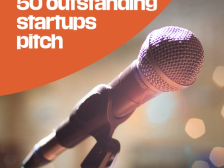 Qualification for the startup days '21 pitching battle semis