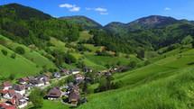 Münstertal das Tal der hundert Täler! Ihr Weg tief hinein in den Schwarzwald