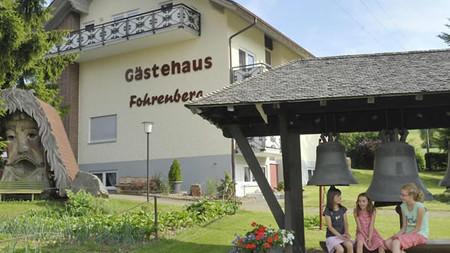 Gästehaus Pension Fohrenberg  Wutach-Ewattingen