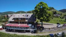 Bergblick Bernau im Schwarzwald