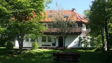 Altes Zollhüsli Schluchsee Blasiwald