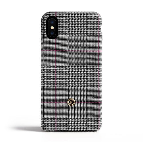 Cover per Iphone X - Prince of Wales - Capri    Revested