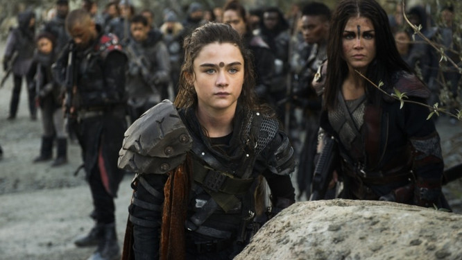 The 100 season 5 episode 13 damocles  part two finale