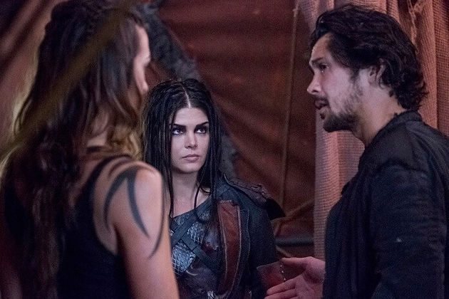 The 100 Season 5 Episode 6 Review-Exit Wounds
