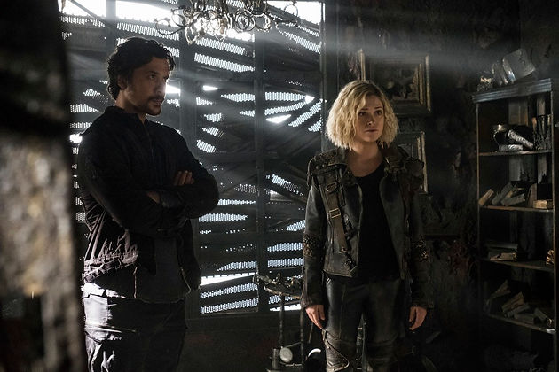 The 100 Season 5 Episode 8 How We Get To Peace-Review