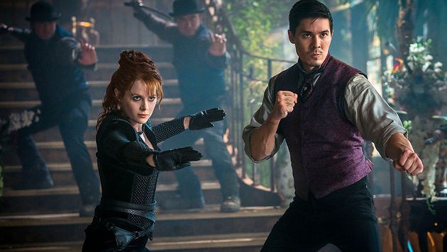 Into The Badlands Season 3 Episode 7-Dragonfly's Last Dance Review