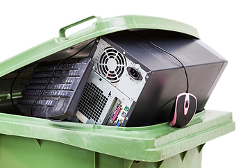 Complete Computer Asset Disposal Solutions - dispose of unwanted or obsolete computer assets