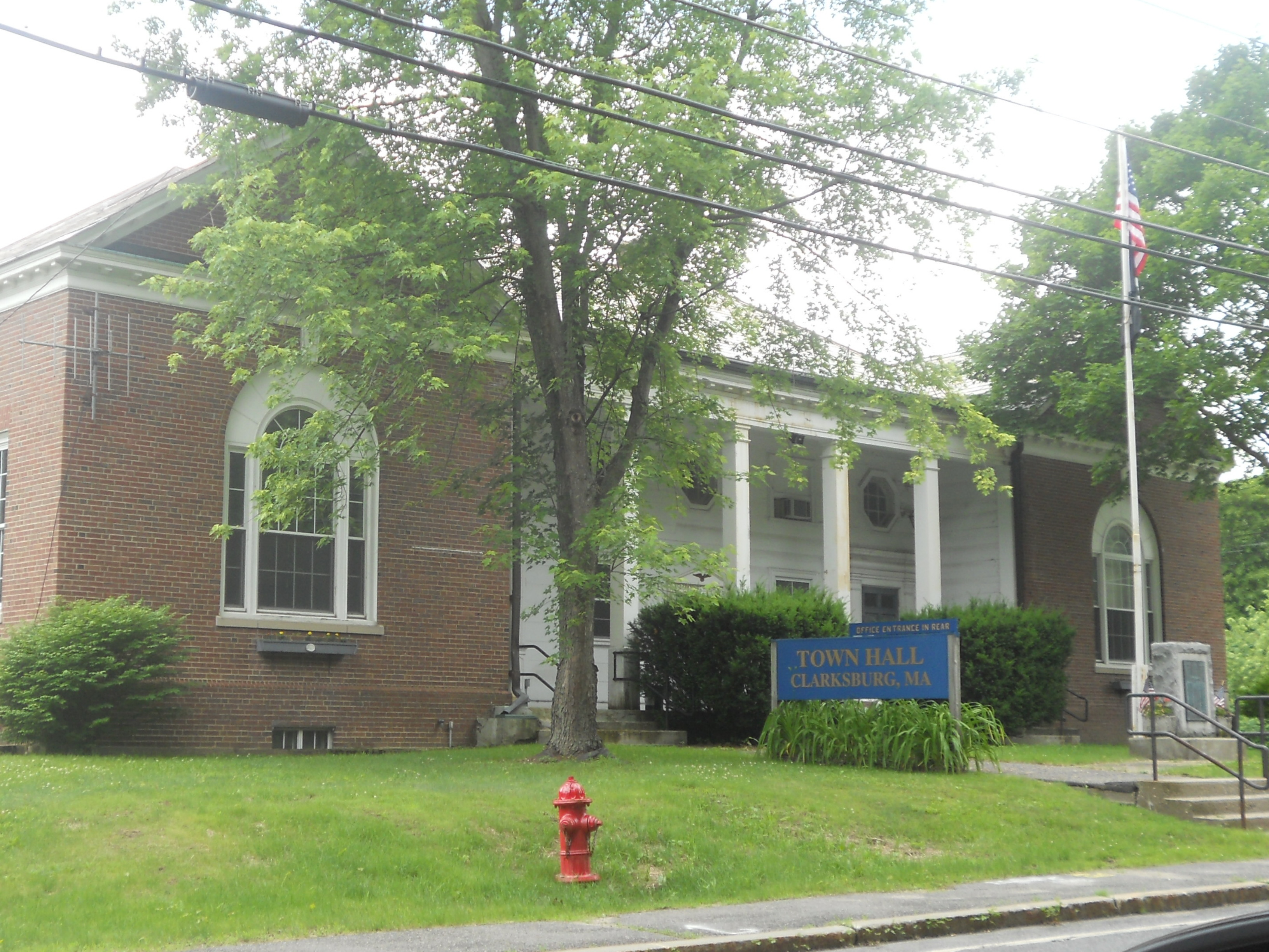 Clarksburg Town Hall