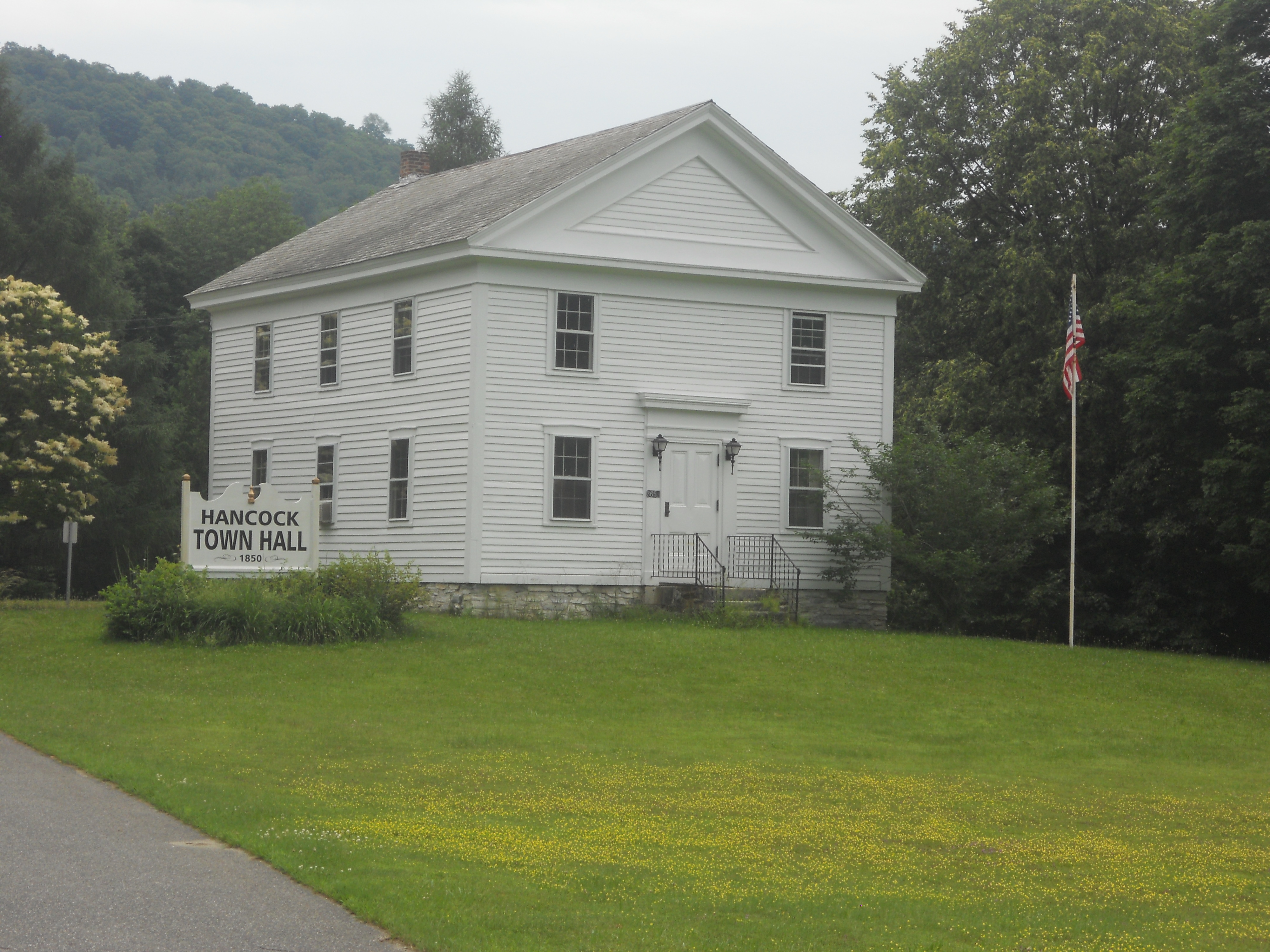 Hancock Town Hall