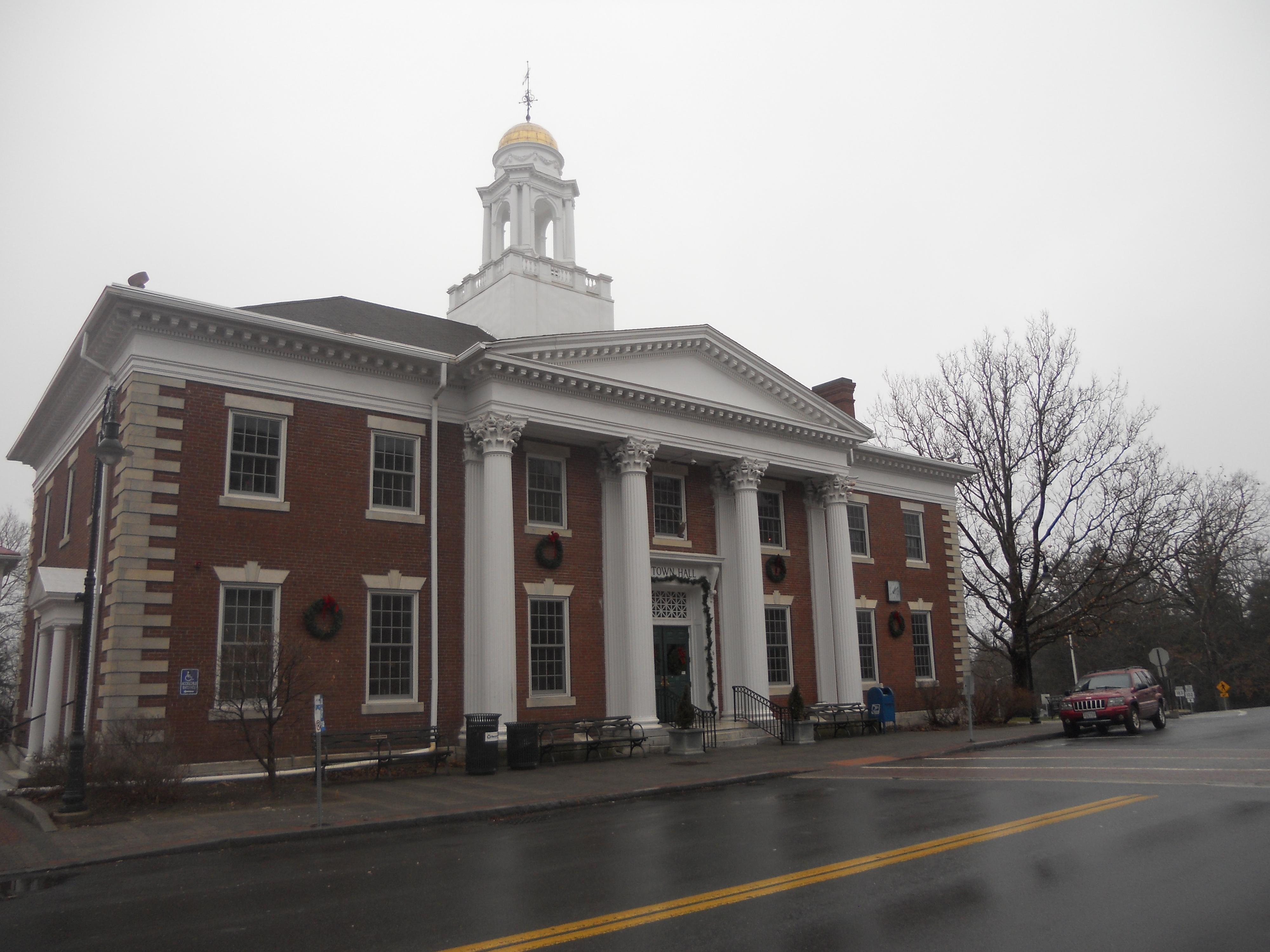 Lenox Town Hall